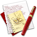 Diary-Recipe-icon